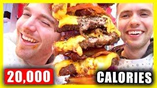 Download 20,000 CALORIE BURGER! Video