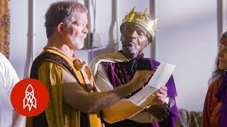 Download Performing Shakespeare's 'Hamlet' in Prison Video