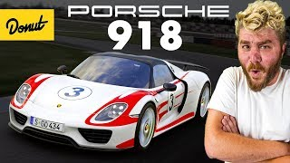 Download PORSCHE 918 - Everything You Need to Know | Up to Speed Video