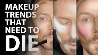 Download MAKEUP TRENDS THAT NEED TO DIE IN 2016!!!! Video