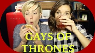 Download MY DRUNK KITCHEN: Gays of Thrones! Video