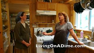 Download Family of 6, $1,000/ Month, 1 Tiny House / How to live on one income Video