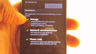 Download CyanogenMod blocks Android permission requests Video