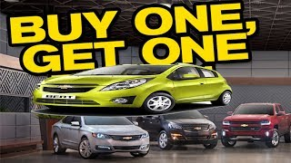 Download General Motors packs up and leaves: Indian customers ask for 'buy one get one' on Chevrolet cars Video