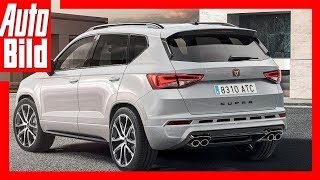 Download Cupra Ateca (2018) Weltpremiere / Sitzprobe Seat Ateca Cupra / Details Video