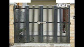 Download 43 mẫu cổng sắt hộp thông dụng nhất Video