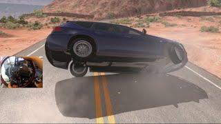 Download BeamNG MODS - Bullitt Movie Car/Drift Pack/UTAH HUGE Map Video