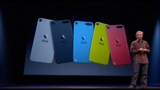 Download Apple Special Event 2012- iPod Touch 5th Generation Introduction Video