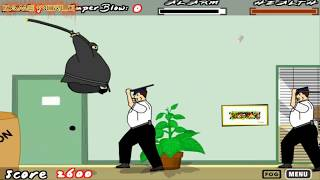 Download Game Ninja béo lầy lội - Game world Video