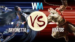 Download Kratos vs. Bayonetta: God Slayer Duel Video