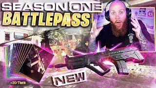 Download SEASON ONE BATTLE PASS REACTION! NEW MAPS + WEAPONS FT. COURAGEJD & NOAHJ465 Video