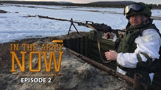 Download Dressing in 45 seconds & army food test – In the Army Now Ep.2 Video