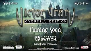 Download Victor Vran: Overkill Edition Nintendo Switch Announcement trailer ESRB Video