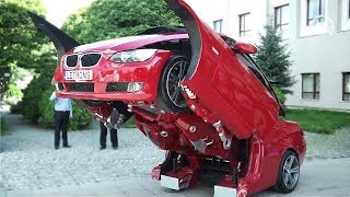Download 7 Real Transforming Vehicles You Didn't Know Existed Video