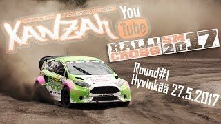 Download Finnish Rallycross 2017 Round #1 Video