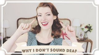 Download Why I Don't Sound Deaf // International Week of the Deaf [CC] Video