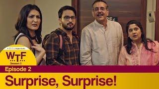 Download Dice Media | What The Folks (WTF) | Web Series | S02E02 - Surprise, Surprise! Video