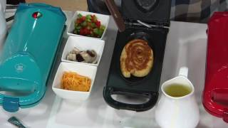 Download Yes Chef! Express Flip Food & Omelet Maker on QVC Video