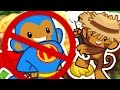 Download NO SUPER MONKEY CHALLENGE - BLOONS TOWER DEFENSE 5 | JeromeASF Video