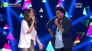 Download Arab Idol - محمد منير ونانسي عجرم - حارة السقايين Video