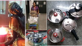 Download My First shopping vlog/ஷாப்பிங் Vlog/Home centre/super 99/cookware collection's Video