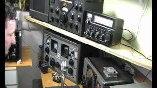 Download AM QSO on Ten Meter Ham Band, AB2KC IK1LBL Video