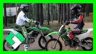 Download DIRT BIKE RIDING AT FOREST LAKES (Day 1575) | Clintus.tv Video