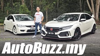 Download 2018 Honda Civic Type R (FK8) review - AutoBuzz.my Video