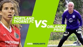 Download Portland Thorns FC vs Orlando Pride: Highlights - April 17, 2016 Video