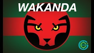 Download Wakanda (Black Panther) Geography Now! Video
