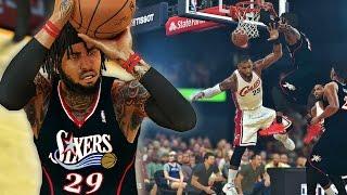 Download NBA 2K17 MyCAREER SH - Dethrone The King! 2 CONTACT DUNKS ON LBJ!! Video
