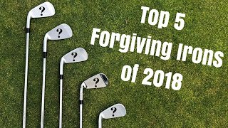 Download Top 5 Forgiving Irons For Mid to High Handicapers of 2018 Video