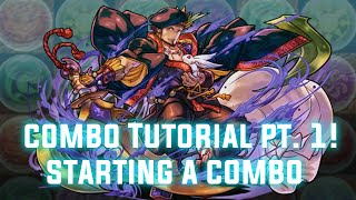 Download Combo Tutorial pt. 1! - Intro and How2Start a Combo! - Puzzle and Dragons - パズドラ Video