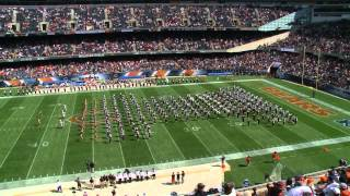 Download Marching Illini Halftime Show: Chicago Bears Season Opener | September 13, 2015 Video