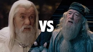 Download Gandalf Vs Dumbledore Video