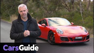 Download Porsche 911 GTS 2017 review: first drive video Video