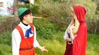 Download Little Red Riding Hood's Untold Story | Lele Pons & Rudy Mancuso Video
