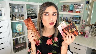Download Naked Heat, Just Peachy Mattes, or Tartelette Toasted? | Which is best for you? SWATCH HEAVEN! Video