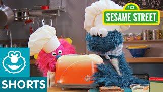 Download Monster Foodie: Cinnamon Toast   Cookie's Monster's Foodie Truck Video