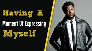 Download Having a moment of expressing myself Video