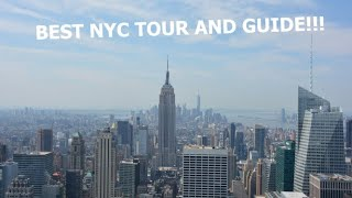 Download New York City Walking Tour by New York Tour1-Part 1: Midtown Manhattan Video