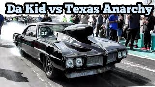 Download Da Kid vs Texas Anarchy at Bounty Hunters No Prep Video