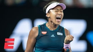 Download Naomi Osaka beats Petra Kvitova for second Grand Slam title | 2019 Australian Open Highlights Video