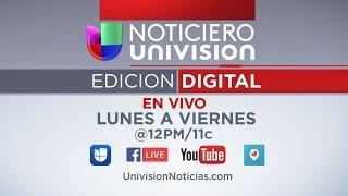 Download Noticiero Univision #EdicionDigital 5/25/17 Video