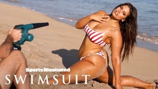 Download Ashley Graham Gets Flexible, Teaches You How To Balance | Candids | Sports Illustrated Swimsuit Video