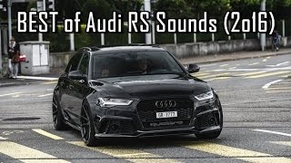 Download BEST of Audi Quattro Sounds (2o16) - RS3, RS4, RS5, RS6, RS7, R8 V10 + V8 Video