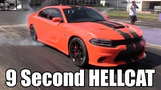Download This Hellcat runs like a Demon - 9 Seconds Video