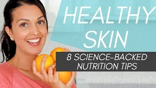Download HEALTHY SKIN TIPS: diet + nutrition tips for clearer skin (science-backed) Video