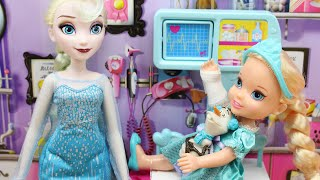 Y Las Barco De Bebes En El Elsa Ana Pijamada Real Princesa La ARL4j5