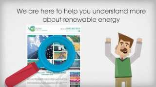 Download A website guided tour to renewable energy in the UK | By renewableenergyhub.co.uk Video